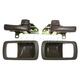1ADHS01495-1992-96 Toyota Camry Interior Door Handle & Bezel Kit