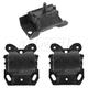 1AEEK00599-1985-96 Chevy Van G-Series GMC Van Engine & Transmission Mount Kit