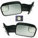 1AMRP01347-Dodge Mirror Pair