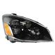 1ALHL02252-2005-06 Nissan Altima Headlight Passenger Side