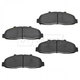 1ABPS00809-Brake Pads Front