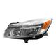1ALHL02283-2011-13 Buick Regal Headlight