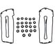 1AEEK00608-Valve Cover Gasket Set (with Washer Seals)