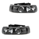 1ALHZ00042-Chevy Headlight Pair