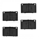 1ABPS00810-Volvo Brake Pads