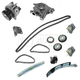 1AEEK00620-Nissan Altima Maxima Quest Timing Chain Set with Water Pump