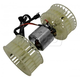 1AHCX00342-Mercedes Benz 190D 190E Heater Blower Motor with Fan Cage