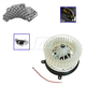 1AHCK00013-1998-02 Mercedes Benz CLK320 Heater Blower Motor & Resistor Kit