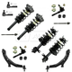 1ASFK01959-2002-06 Nissan Sentra Steering & Suspension Kit