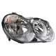 1ALHL02365-Mercedes Benz Headlight Passenger Side