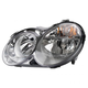 1ALHL02364-Mercedes Benz Headlight Driver Side