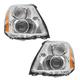 1ALHP01156-2006-11 Cadillac DTS Headlight Pair