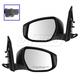 1AMRP01393-2013-15 Nissan Sentra Mirror Pair