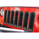 RRBMK00002-2007-14 Jeep Wrangler Grille Insert  Rugged Ridge 11306.30