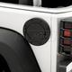 RRBMX00001-2007-14 Jeep Wrangler Fuel Door Assembly  Rugged Ridge 11229.03