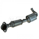 1ACCD00310-2003-04 Ford Expedition Exhaust Pipe with Catalytic Converter Driver Side Front