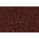 ZAMAF00048-Floor Mat 875-Claret/Oxblood  Auto Custom Carpets 9199-160-1127000000