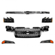 1ABGK00062-Chevy Colorado Grille  Headlights & Parking Lights Kit