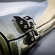 RRBMK00003-Jeep Wrangler Hood Latch & Catch Bracket Pair  Rugged Ridge 11210.11