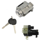 1AIMK00081-Ignition Switch & Lock Cylinder Assembly with Key