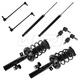 1ASFK01990-Mazda 3 5 Suspension Kit