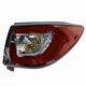 1ALTL01905-2013-17 Chevy Traverse Tail Light