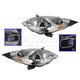 1ALHP01158-2013-15 Chevy Spark Headlight Pair
