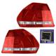1ALTP00963-2012-15 Volkswagen Passat Tail Light Pair