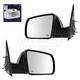 1AMRP01400-2014-16 Toyota Tundra Mirror Pair