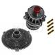 1AHCK00014-BMW Water Pump & Fan Clutch Kit