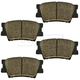 TYBPS00001-Brake Pads Rear