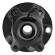 1ASHR00268-2007-13 Suzuki SX4 Wheel Bearing & Hub Assembly
