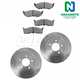 1ABFS01826-Brake Kit  Nakamoto MD730  5386