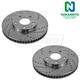 1APBR00001-Brake Rotor Pair