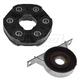 1ADMK00013-BMW Driveshaft Center Support Bearing & Coupler