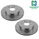 1APBR00004-Brake Rotor Pair