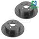 1APBR00039-Brake Rotor Pair