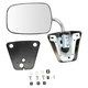 1AMRE00971-Mirror Driver or Passenger Side Chrome