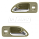 1ADHS01503-1994-97 Honda Accord Interior Door Handle Pair