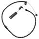 1ABES00054-2004-10 BMW X3 Brake Pad Wear Sensor