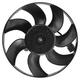 1ARFM00002-Volkswagen Radiator Fan Motor