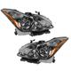 1ALHP01161-Infiniti G37 Headlight Pair