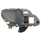DMDHI00014-Interior Door Handle Driver Side  Dorman 77187