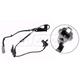 1ABES00015-Toyota Avalon Camry Solara ABS Sensor & Harness