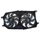 1ARFA00535-2005-07 Radiator Dual Cooling Fan Assembly