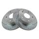 1APBR00063-Brake Rotor Pair  Nakamoto 31245-DSZ