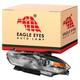 1ALHL02376-2013-16 Dodge Dart Headlight