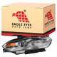 1ALHL02377-2013-16 Dodge Dart Headlight