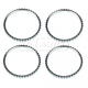 1ABES00032-ABS Tone Ring Set