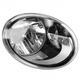 1ALHL02322-2012-13 Volkswagen Beetle Headlight Passenger Side
